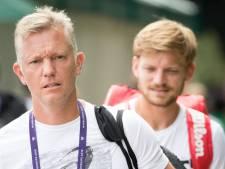 """Le coach de Goffin affiche son optimisme: """"David se rapproche des meilleurs"""""""