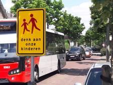 Geen contant geld in bussen