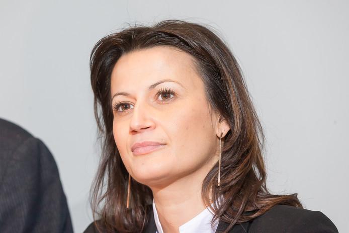 Stephanie D'Hose (Open Vld).