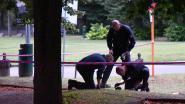 Duitse obus gevonden in vijver van Kasteel ter Ham