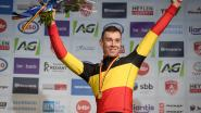 """Belgisch kampioen Sweeck toe aan de volgende stap in zijn carrière: """"Ooit wordt hij wereldkampioen"""""""