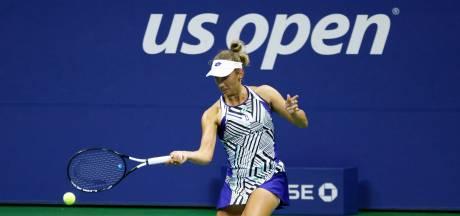Elise Mertens accède aux quarts de finale de l'US Open, Thiem sans pitié pour Auger-Aliassime