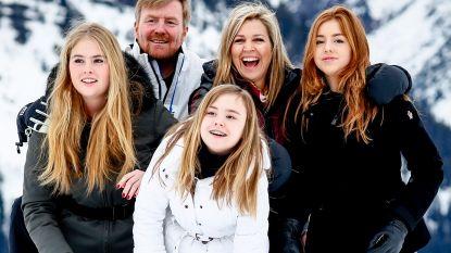 Nederlands koningshuis in zelfquarantaine nadat coronavirus opduikt in skigebied