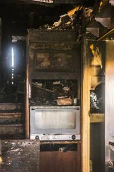 'Bij de brand hebben we staan huilen als een kind'