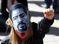 Turkse politie treedt weer hard op tegen protest