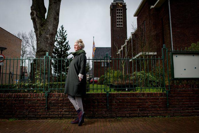 Tieneke van Lindenhuizen vertrekt als dominee van de Hofkerk.
