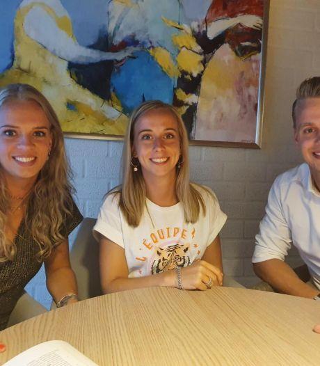 Drie jonge Biestenaren kopen de kerk in hun eigen dorp