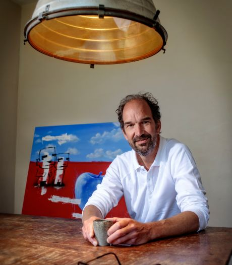 Henri Swinkels volgt Van Koppen op bij Kunstloc Brabant