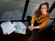 Marloes van Loon uit Bergeijk maakte prentenboek over dementie