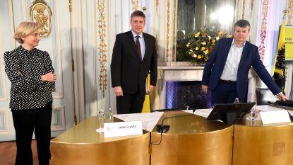 LIVE. Vlaamse regering komt met nieuw steunmechanisme voor bedrijven