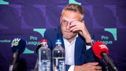 Absurdistan: beslissing BAS zorgt voor blinde paniek binnen Pro League, hoe moet het nu verder?