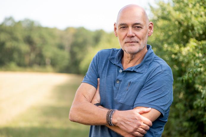 Verslaggever Ronald Vrugteman.