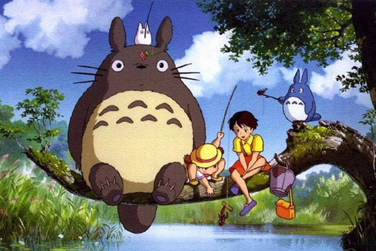 'My Neighbour Totoro'