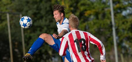 Afgelastingen amateurvoetbal; streep door Silvolde-De Bataven