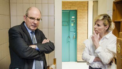 Cathérine Moerkerke stuurt politici de werkvloer op
