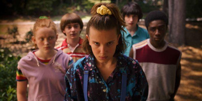 'Stranger Things' seizoen 3.