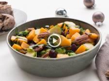 La salade réservée à l'été? Pas avec ces légumes d'hiver