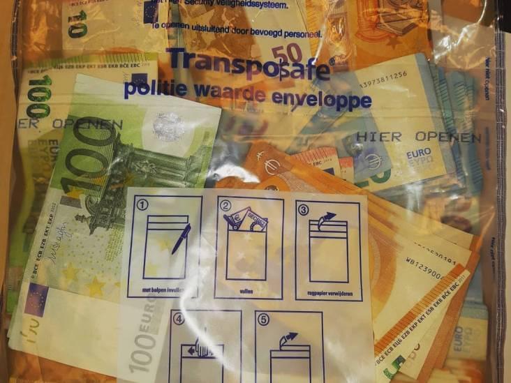 Man in Geldrop heeft 'groot bedrag' contant geld op zak en wordt verdacht van witwassen
