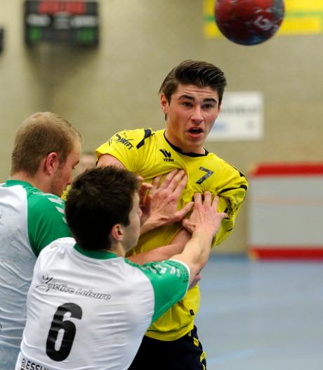 Seizoen handballende broers Schoenaker uit Arnhem voorbij; Polman wacht af