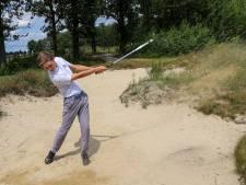 NK golf junioren in Bakel met thuisfavoriet Melvin Muller: 'De baan kent voor mij geen geheimen'
