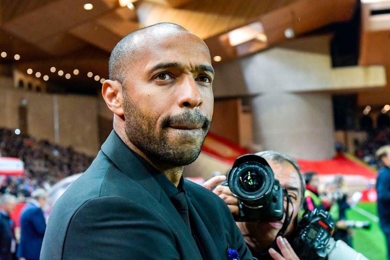 Thierry Henry.
