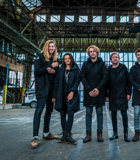 3FM Serious Request: The Lifeline voert door Zutphen, Deventer en Ommen