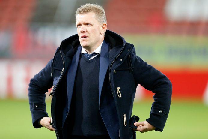 De mannen van coach Robin Pronk verloren vanavond opnieuw.