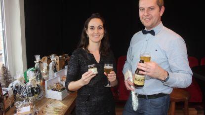 Ambarosa lanceert Alosta-bier, biermosterd en bierworst