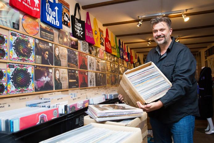 Variaworld in Deventer - gerund door Wilco de Bruin - was in 2016 de 'vinylzaak van het jaar'.