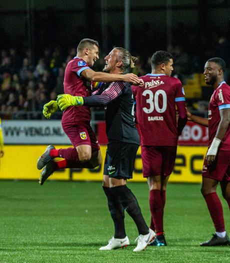 Zonder bal is Vitesse op zijn best