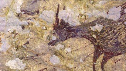 Deze 44.000 jaar oude grotschildering is oudste door mensen gemaakte afbeelding