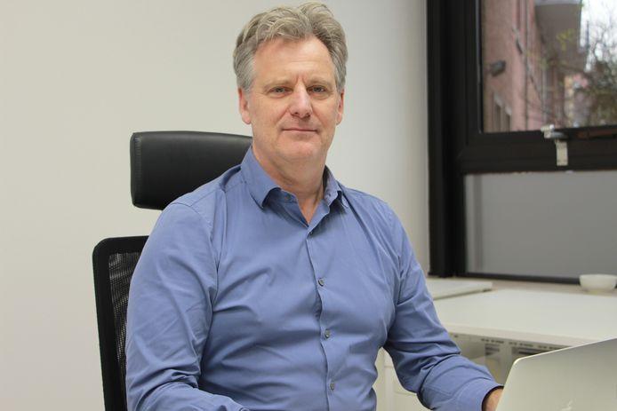 Stefaan Vansteenkiste is algemeen directeur van het Lierse ziekenhuis.