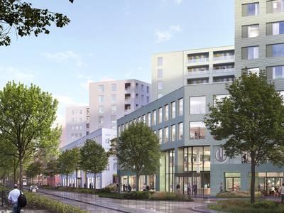 5Tracks geeft Bredaas stationsgebied nieuwe aanblik
