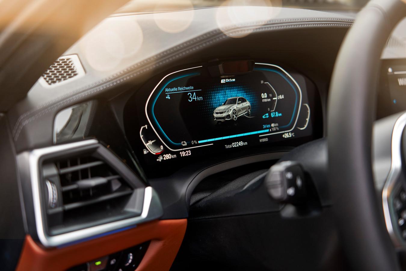 De nieuwe BMW 330e