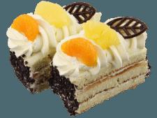 Poiesz haalt gebak uit de handel vanwege stukje plastic