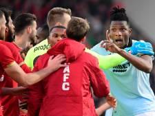 Le Club de Bruges chute à l'Antwerp au terme d'un match électrique