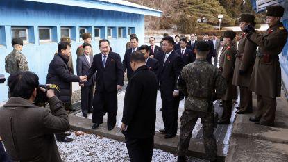 Kunstschaatsers ontdooien Koreaanse ruzie