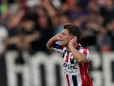 Willem II-held van de avond Mats Köhlert: 'Ze vlogen er aardig in, ja'