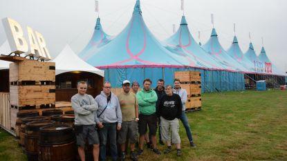 Verbeterd comfort voor festivalgangers