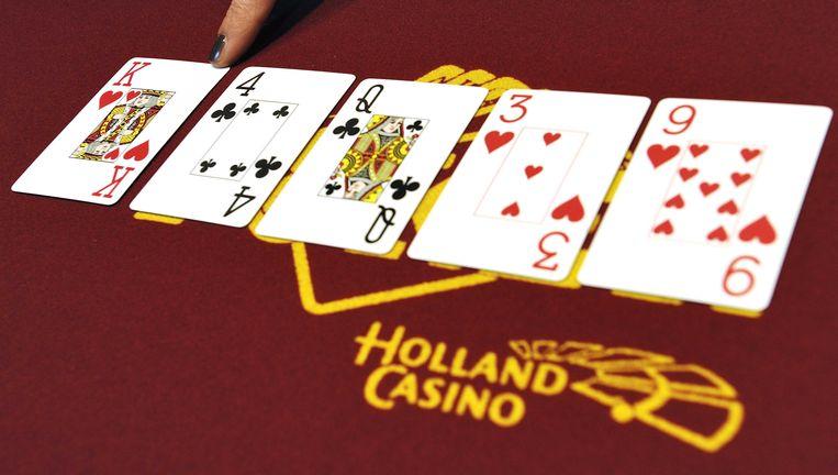 Holland Casino. Beeld anp