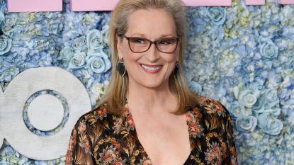 Meryl Streep wordt gastvrouw van het Met Gala in 2020