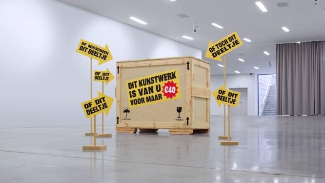 Kunst is van iedereen: M Leuven steunt twintigtal opkomende kunstenaars en voor amper 40 euro heb je zelf ook een stukje kunst