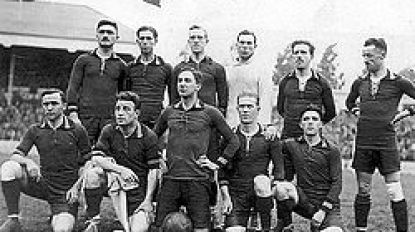 """""""Eigenlijk was België in 1920 al wereldkampioen voetbal"""""""
