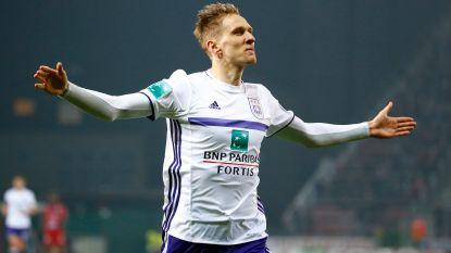 Herrezen Teodorczyk loodst Anderlecht naar tweede plek na twee treffers tegen Essevee