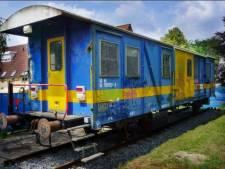 Gewraakte treinwagon uit Austerlitz krijgt nieuw leven op Westplein Utrecht