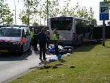 Motorrijder overleden na botsing met RET-bus