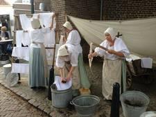 Bedelaars overspoelen Doesburg