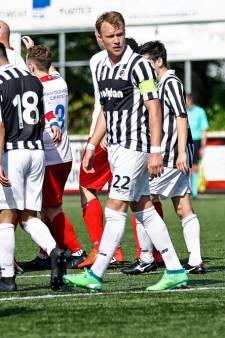 Achilles'29 degradeert naar derde divisie