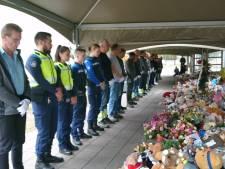 Herdenkingsplek spoordrama Oss opgeruimd: 'Je kunt rouwproces niet oneindig verlengen'