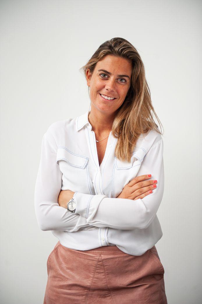 Audrey Thiriar, fondatrice de Tribe Agency.